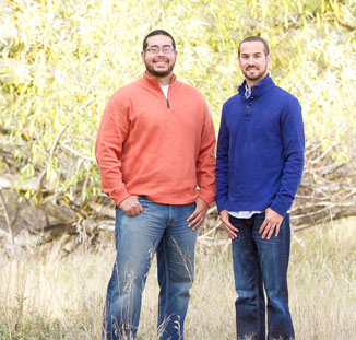 Louis Torres Jr. and Brandon Renaud The Innovative Group Colorado Springs